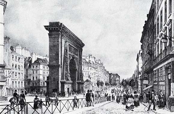 Paris_Porte_Saint-Denis_c1840_small