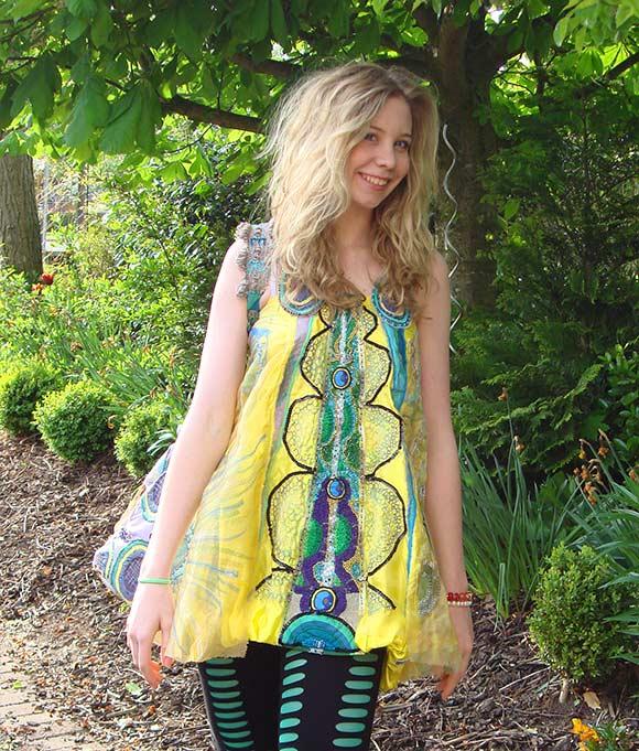 TextilesDress