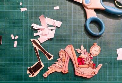 Cutting-Out-The-Decoupage