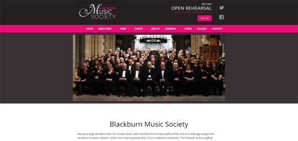 Blackburn Music Society